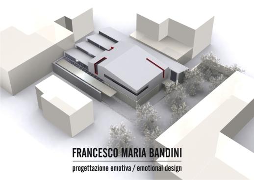 Maranello Libray / Contest / 2010