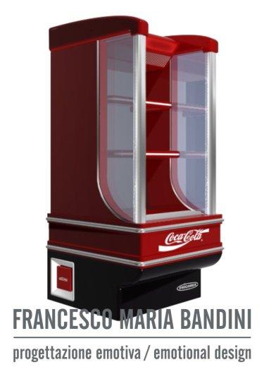 Coca-Cola Cooler / Open Front / Concept / Frigoglass 2004