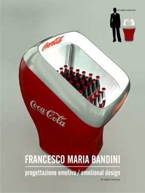 Coca-Cola Chest Freezer / Concept 2011