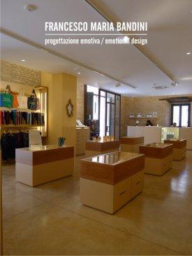 Giacomo Leopardi Museum, Recanati / Bookshop / 2017