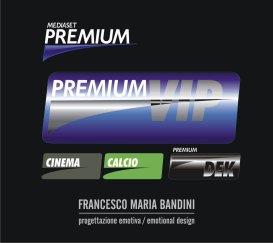 Mediaset Premium / Brand declination